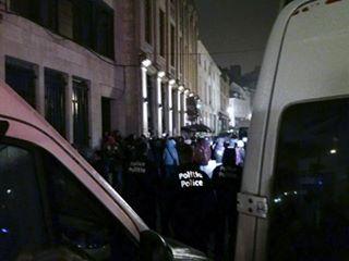 Violences policières lors d'une marche féministe à Bruxelles: «Ce sont des femmes qui simulent!»
