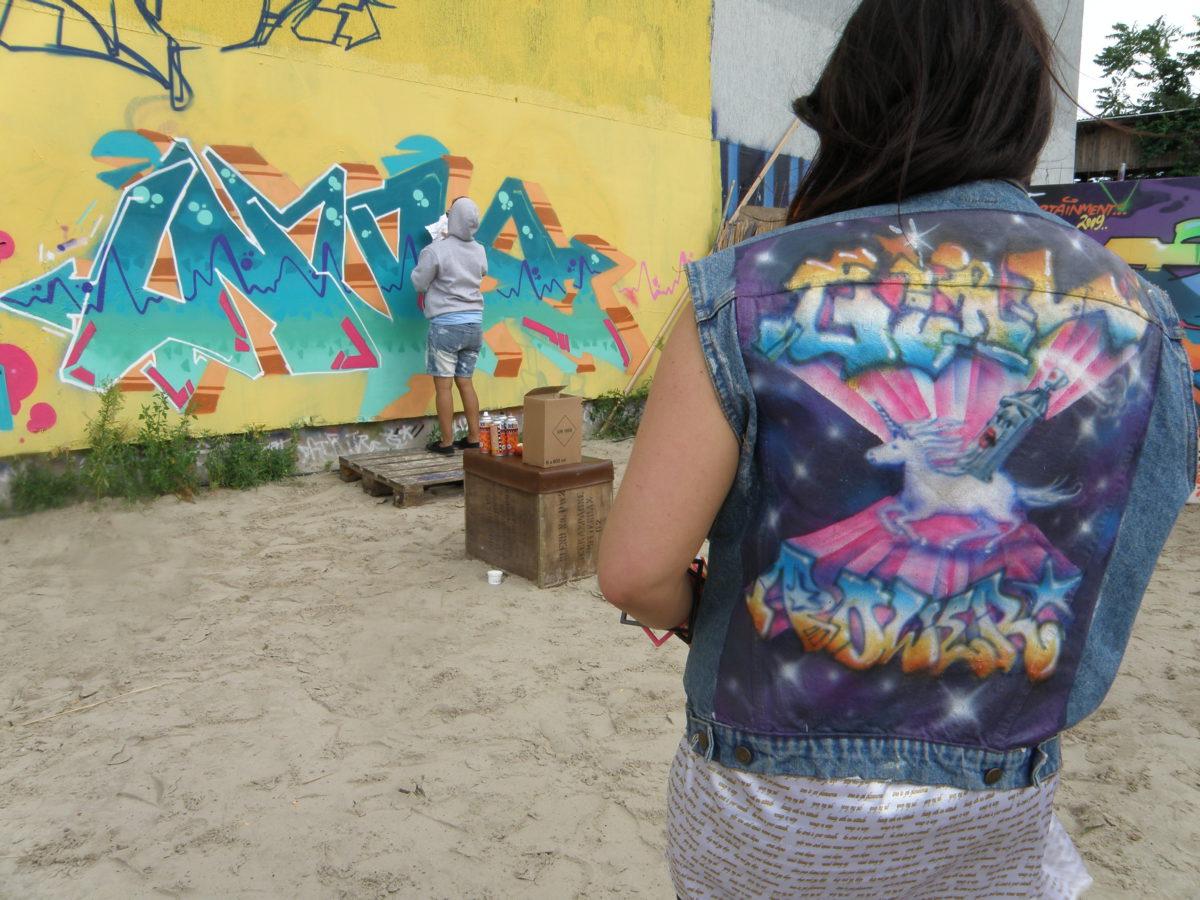Girl Power: sur la route des graffeuses