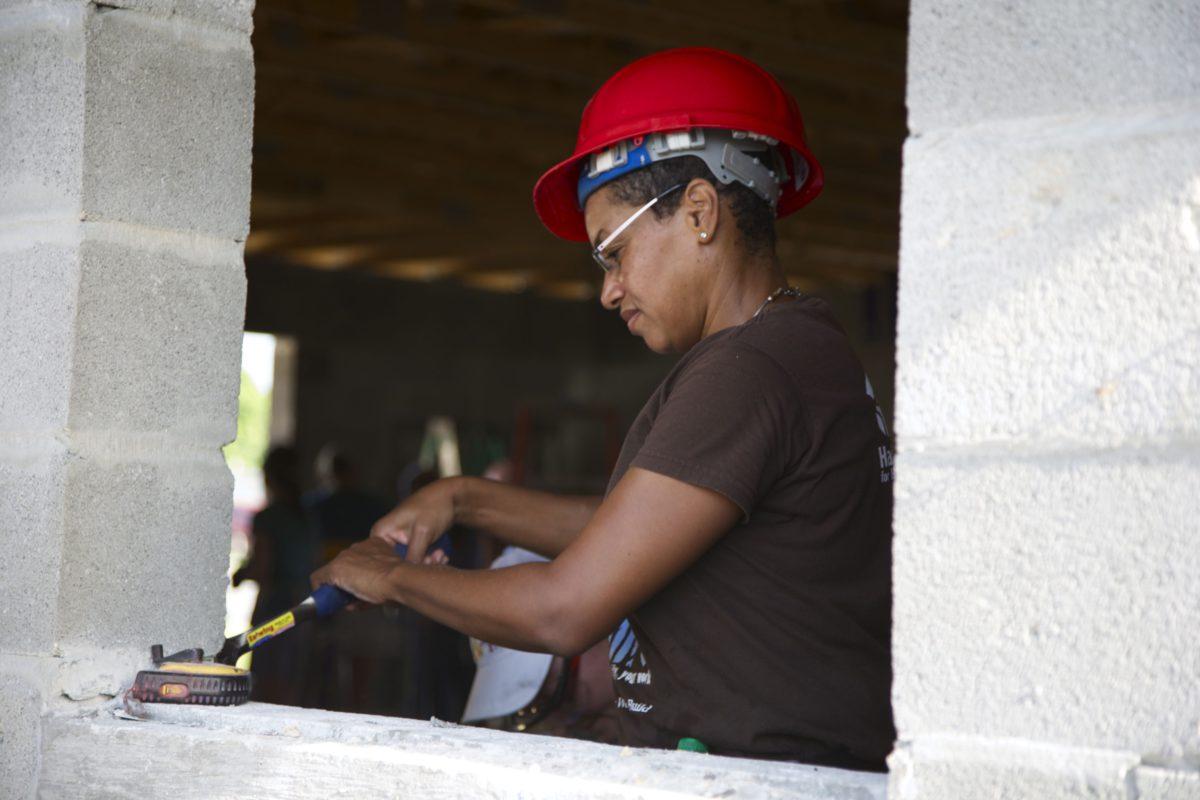 Quand les femmes prennent les outils en mains