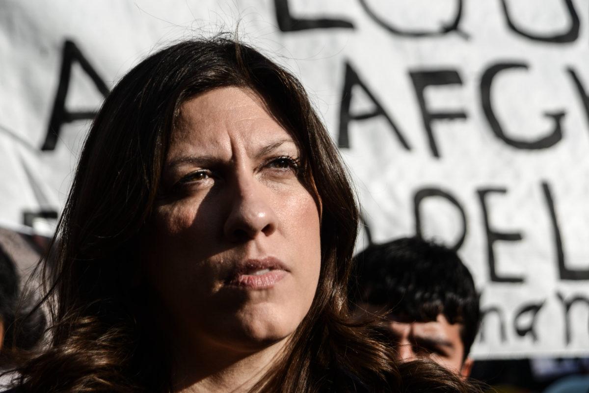 Zoé Konstantopoulou: «Choisir la justice, c'est parfois désobéir»