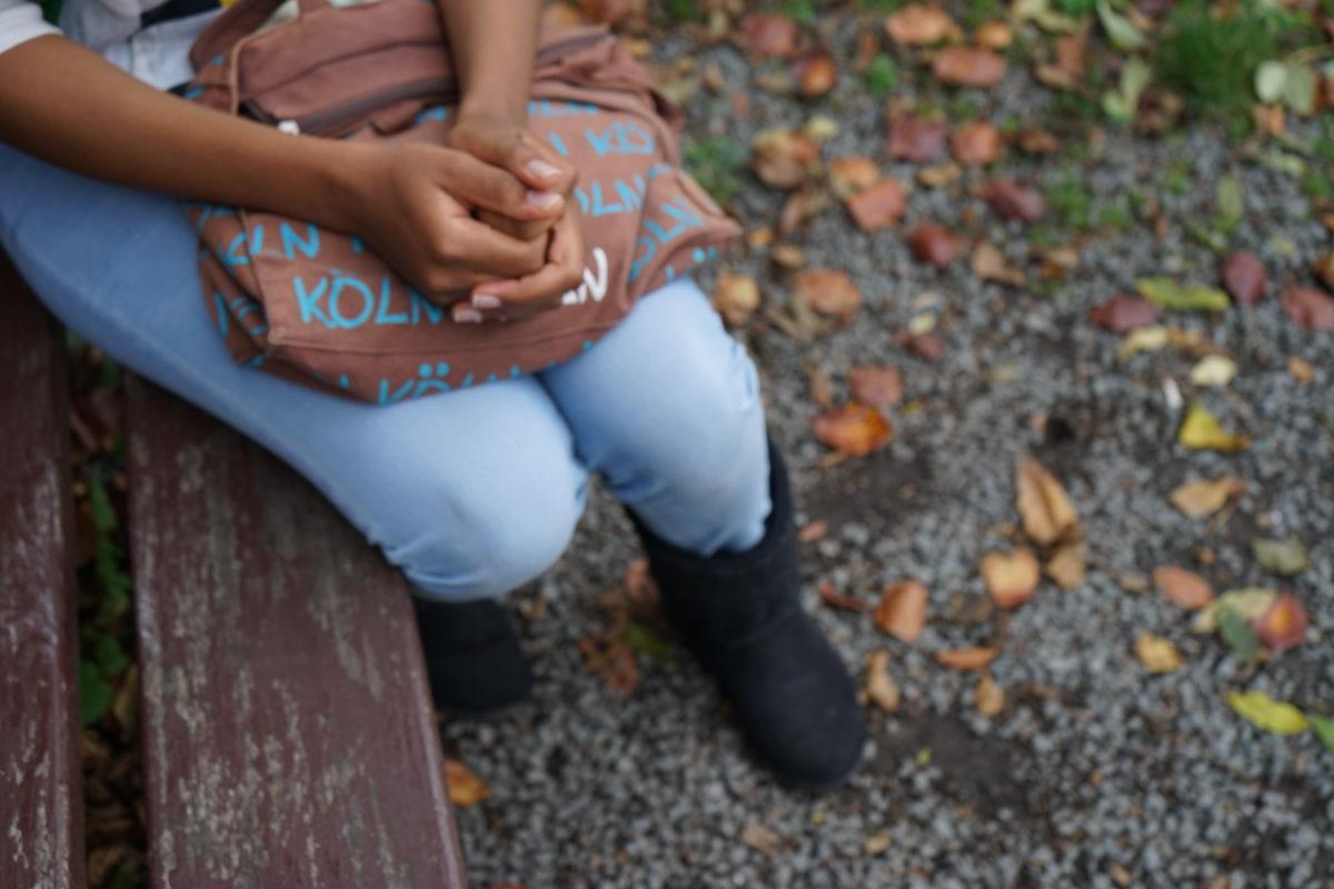 L'histoire de Françoise, femme migrante victime de violences conjugales