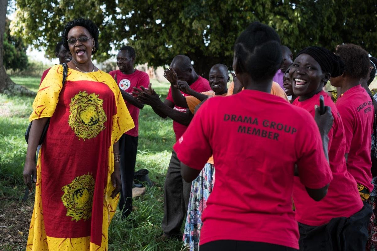 Ouganda: la parole aux mères séropositives