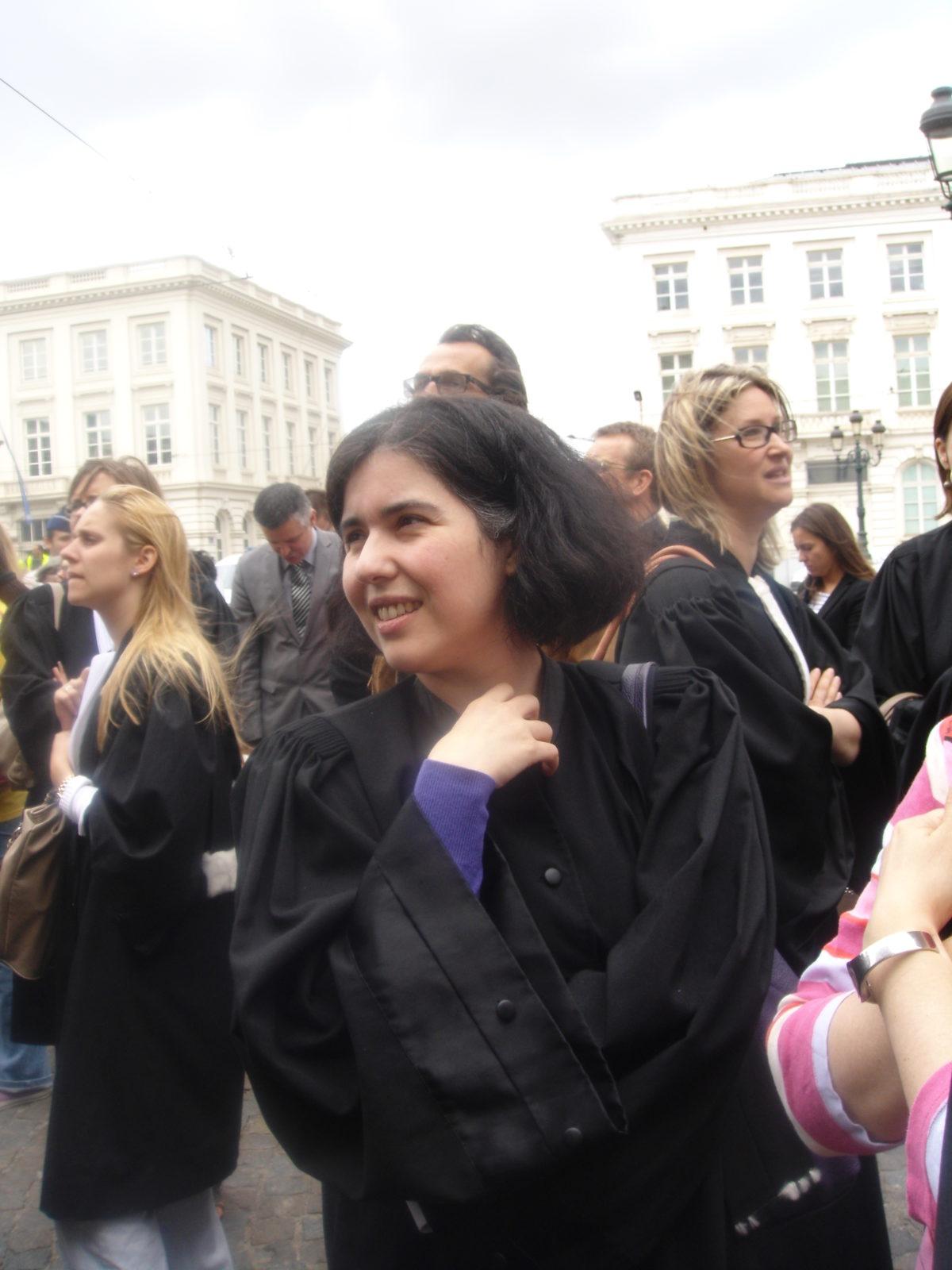 Selma Benkhelifa: «Ensemble, nous serions plus nombreux que les personnes qui nous oppriment!»