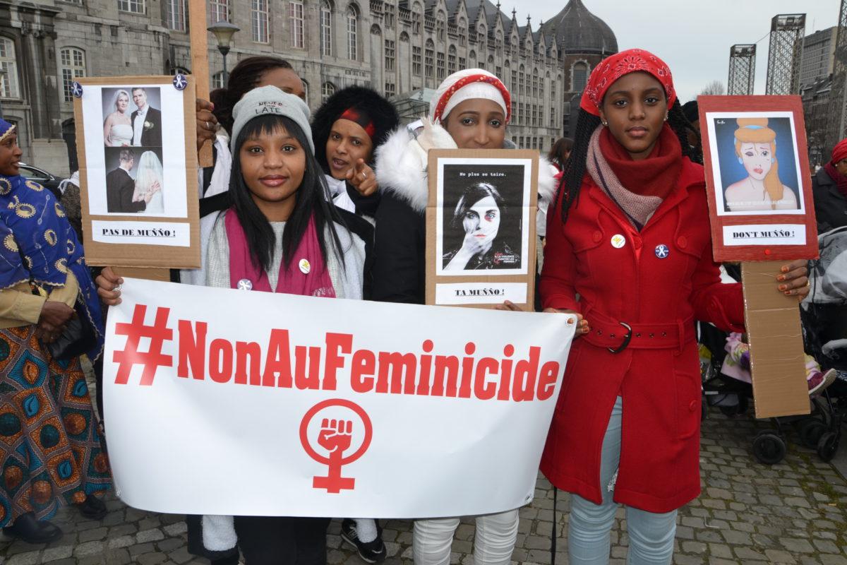 Pour ne pas oublier Oumou Tabara Diallo, victime d'un féminicide conjugal