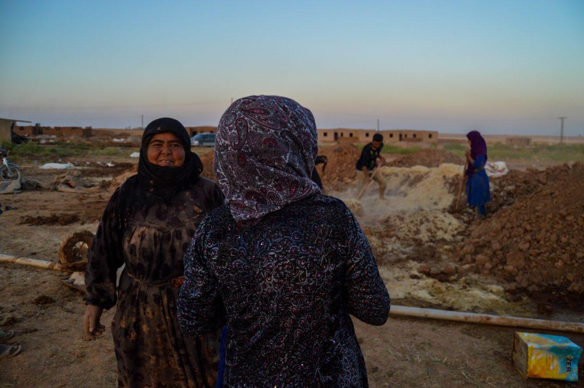 Un village de femmes au Kurdistan syrien: leur féminisme, «c'est la ligne de front»