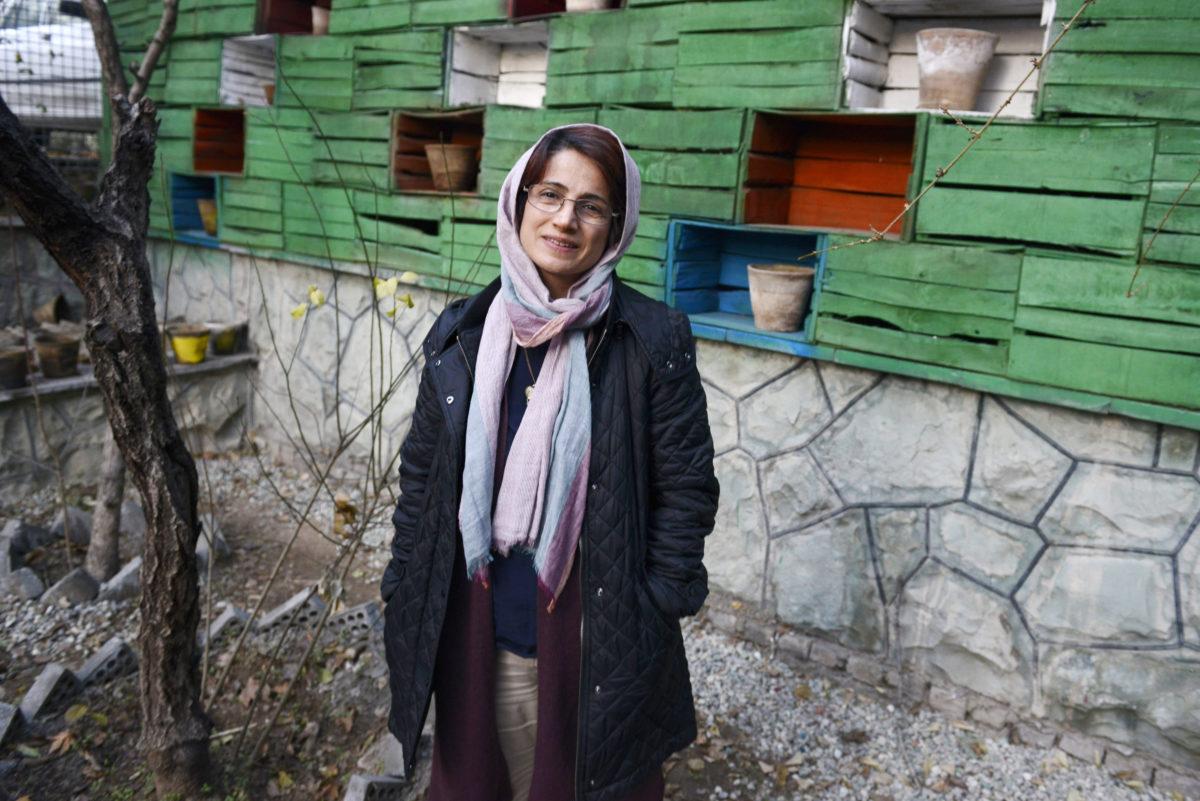À la rencontre de Nasrin Sotoudeh, avocate des Iraniennes en lutte pour leurs droits