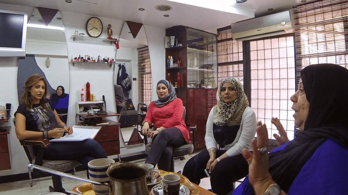 La réalisatrice Myrna Nabhan donne la parole aux habitant·es de Damas
