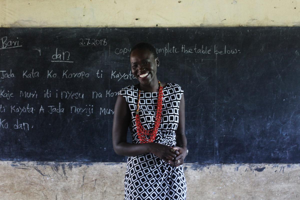 Des jeunes femmes exilées rentrent au Sud-Soudan: «Cette terre est une extension de moi-même»