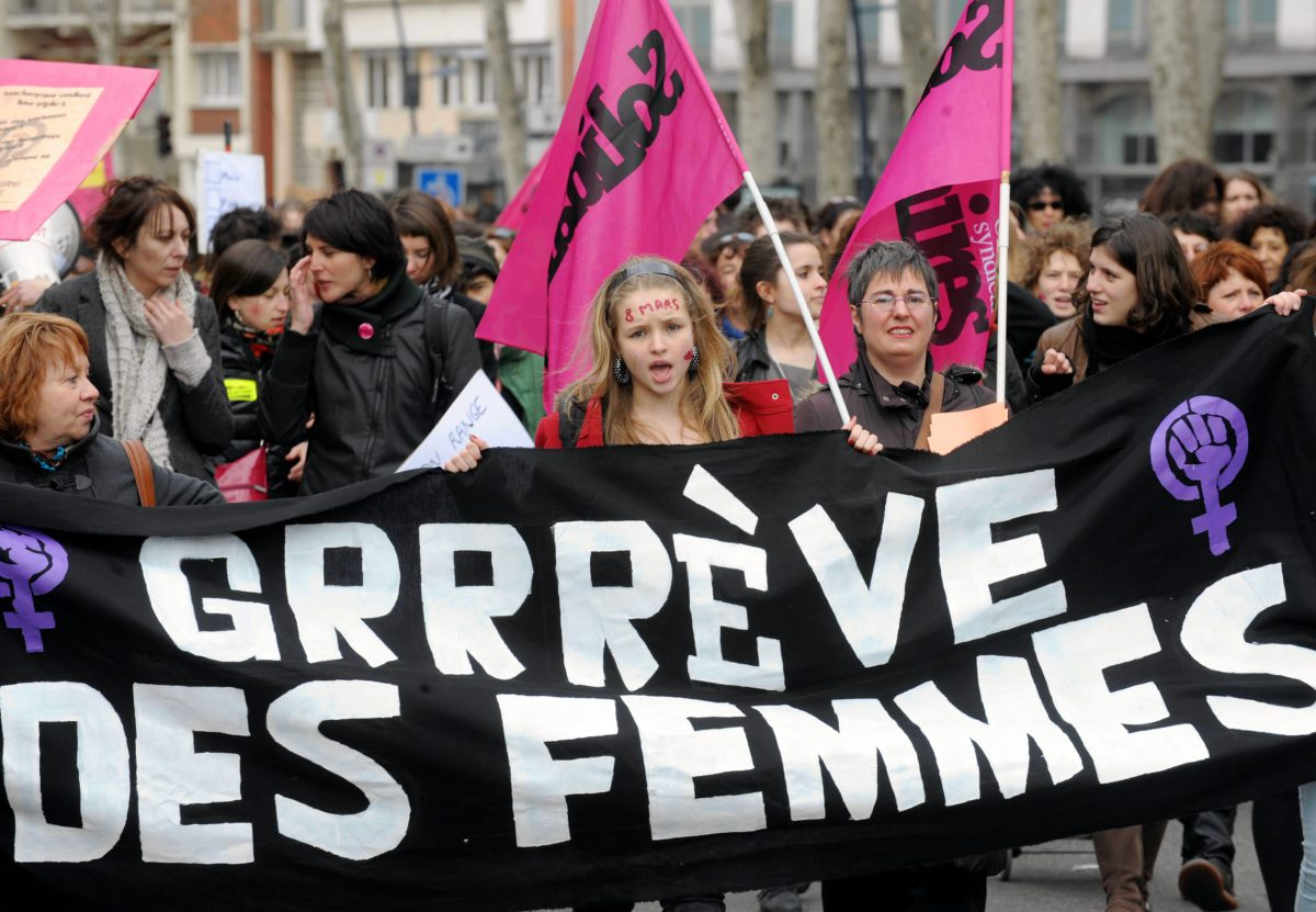 Grèves de femmes: quand le monde s'arrête de tourner