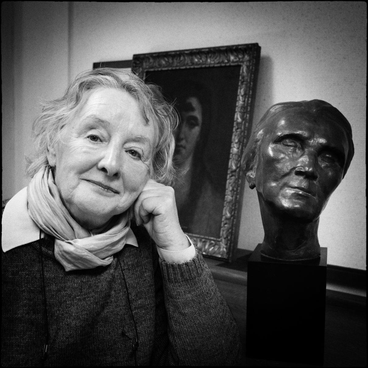 Rencontre avec Jeanne Vercheval-Vervoort, figure emblématique du féminisme belge