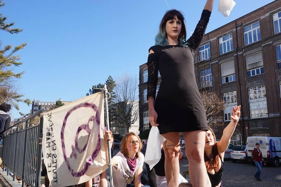La grève du 8 mars a déjà commencé!