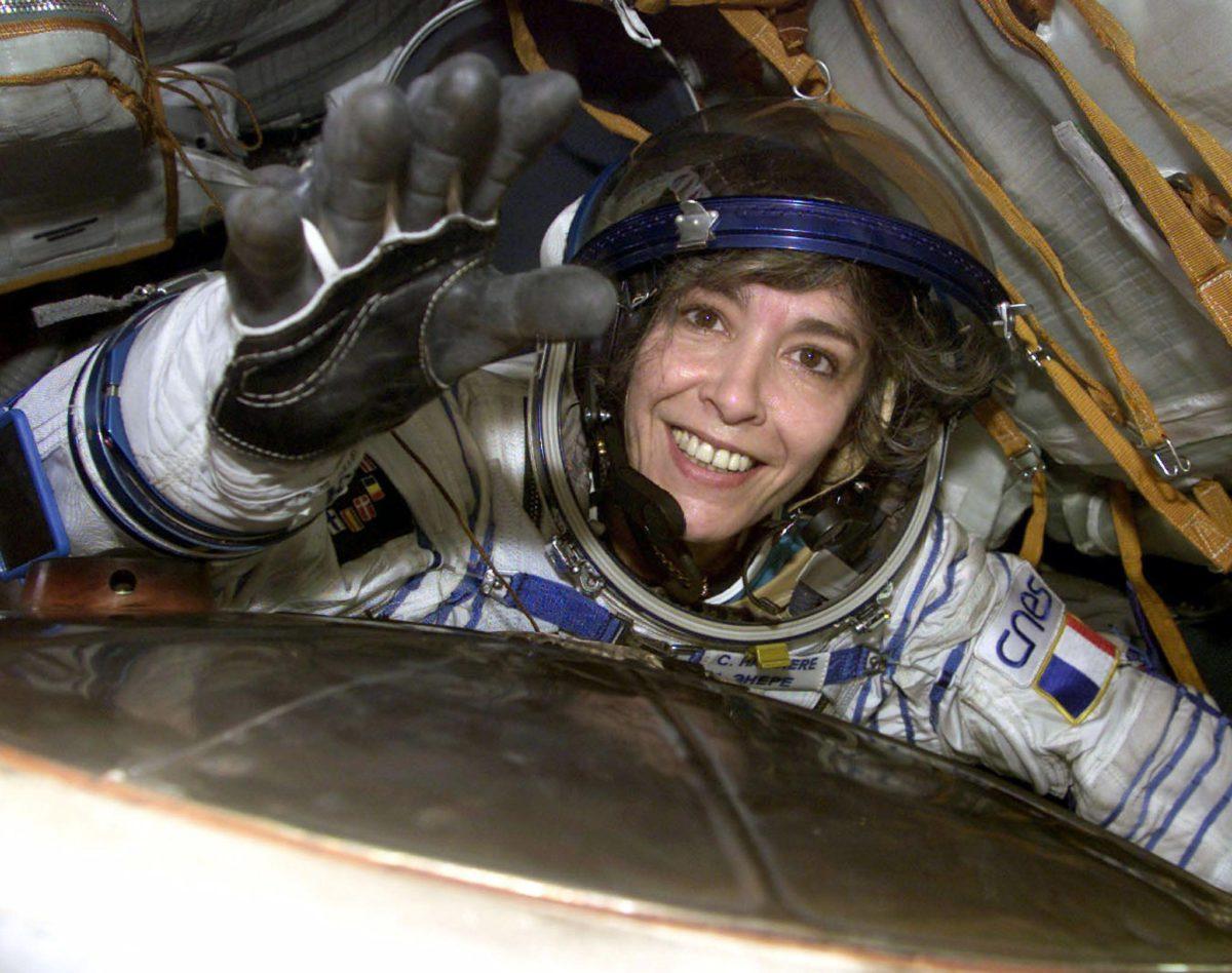 Interview de l'astronaute Claudie Haigneré: «Depuis l'espace, on prend conscience de la finitude des ressources de la Terre»