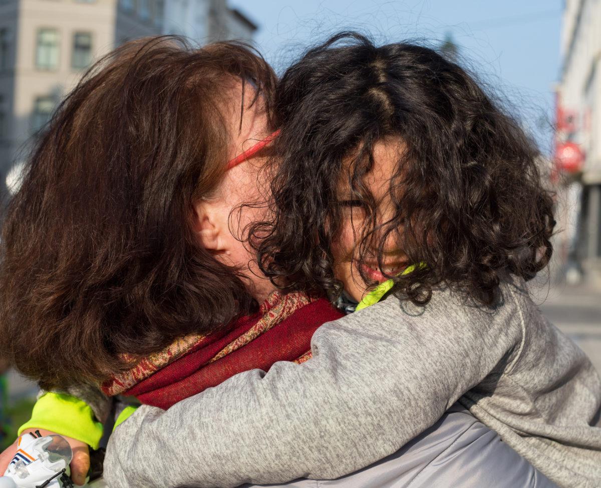 Nathalie, mère célibataire: «C'est un combat permanent»