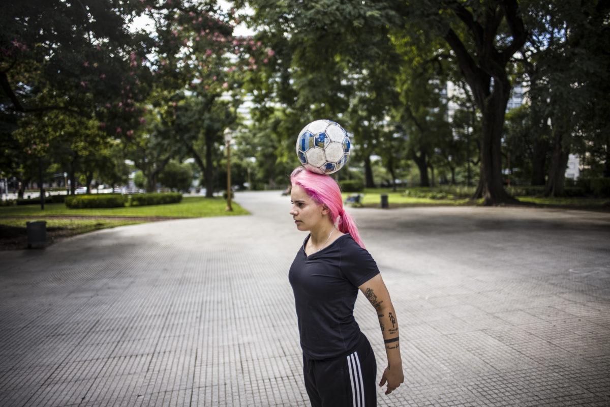 Portfolio: Femmes de foot