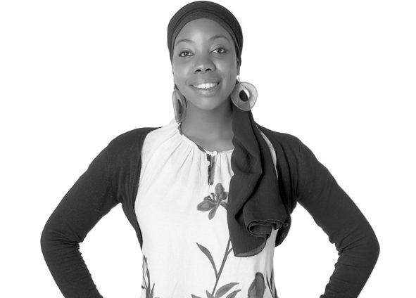 Diariata N'Diaye, créatrice d'une appli qui aide les femmes victimes de violences