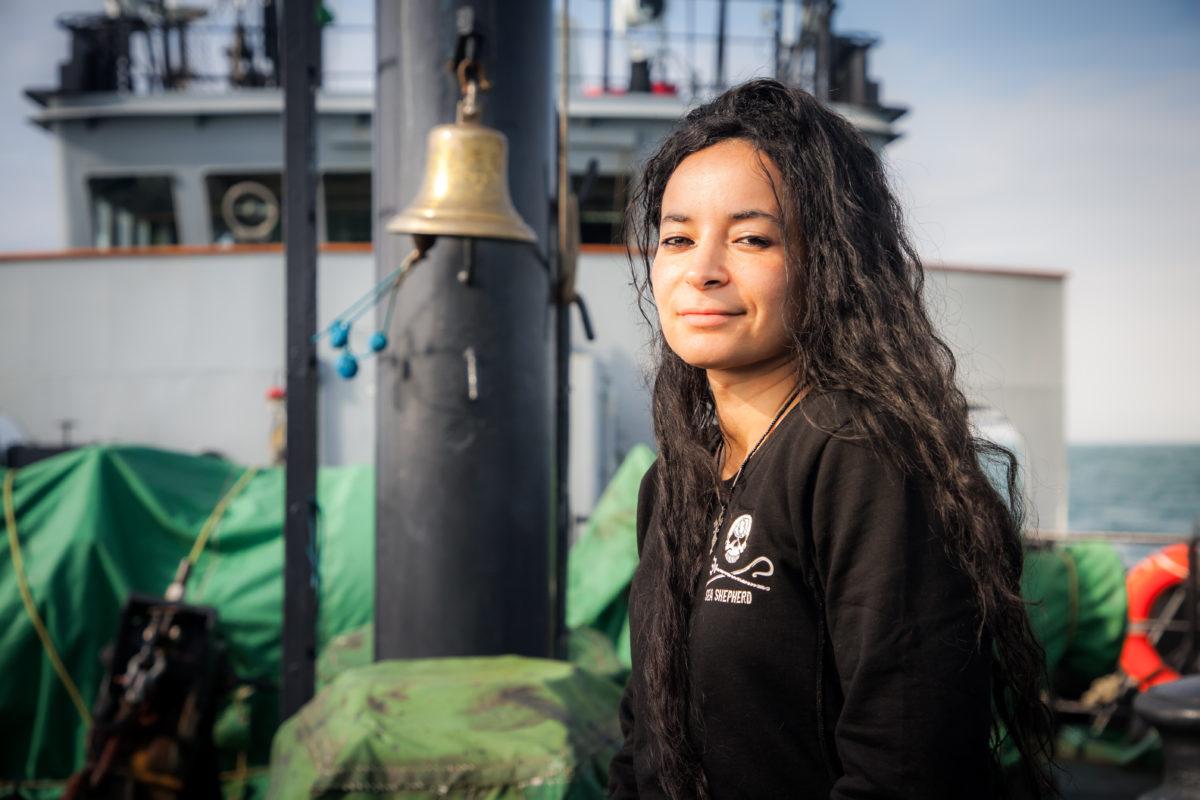 Lamya Essemlali, présidente de Sea Shepherd: «Si l'océan meurt, nous mourrons»