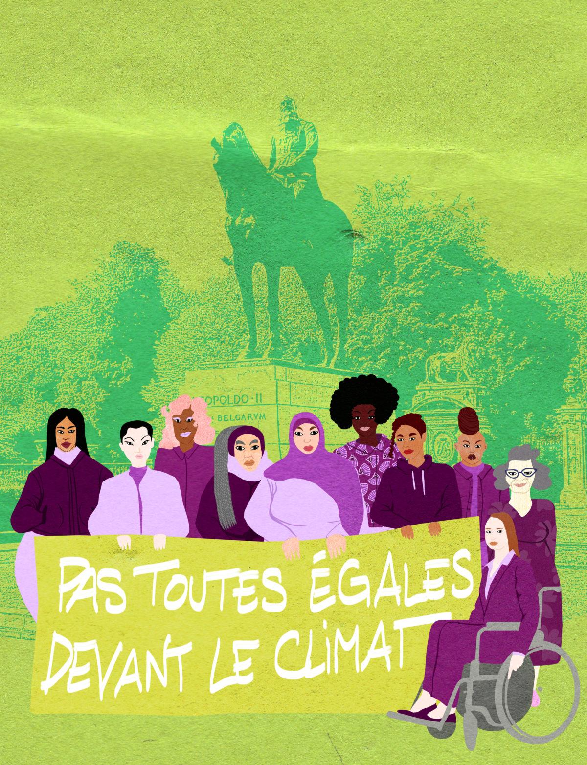 Les femmes, pas toutes égales devant le climat