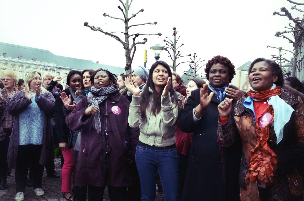 Lettre ouverte d'associations de femmes à la Première ministre, Sophie Wilmès: l'urgence est absolue pour les droits des femmes!