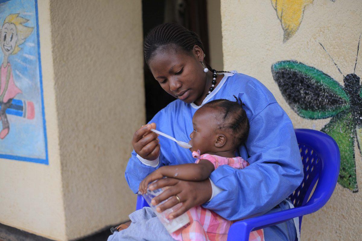 Au Congo, les berceuses d'Ebola