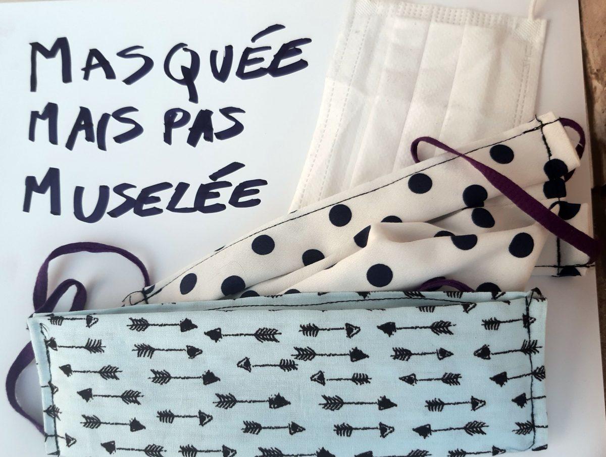 Confection de masques: Soizic Dubot, de Vie Féminine, dénonce une «machine qui s'emballe» sur le dos des femmes