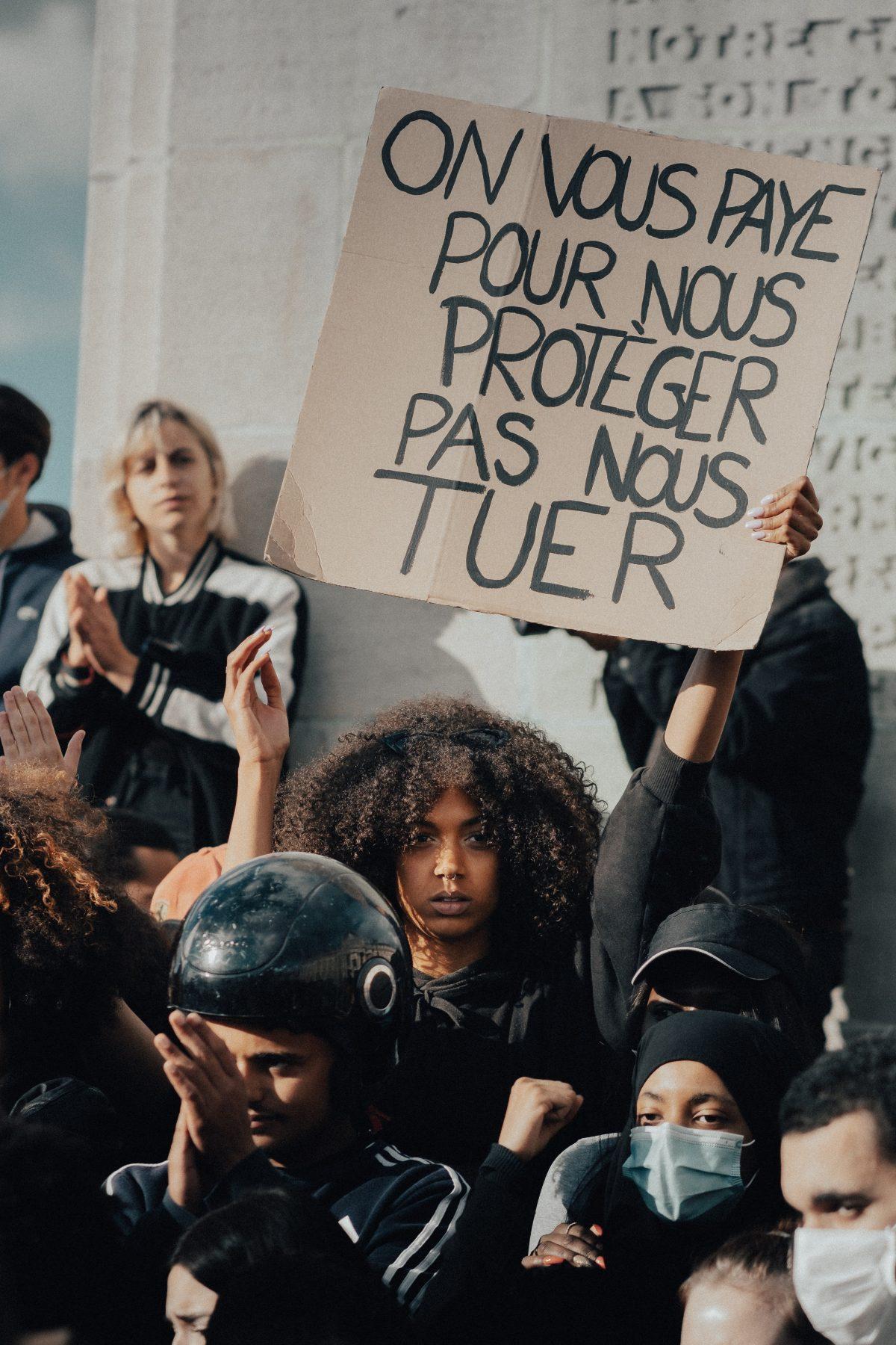 Selma Benkhelifa: «La violence policière est inadmissible»