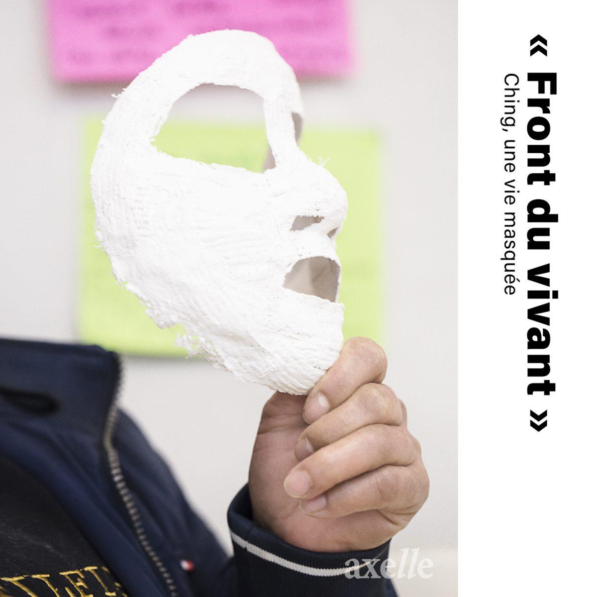 8. Ching, une vie masquée
